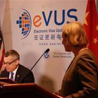 美国签证EVUS登记系统