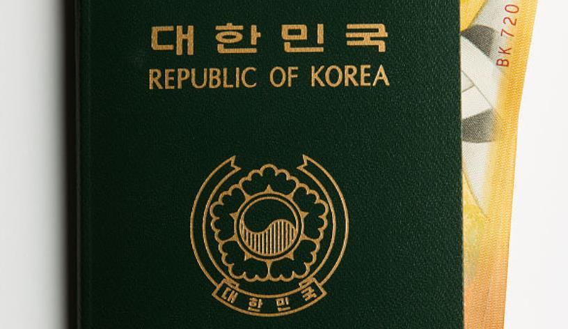 持韩国护照到美国是免签吗?